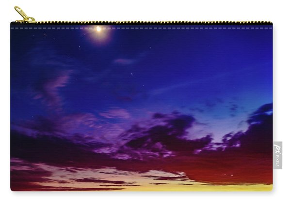 Moon Sky Carry-all Pouch