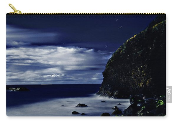 Moonlight At Argyle Carry-all Pouch