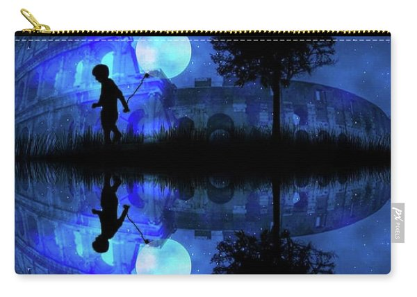 Moonlight Colosseum Carry-all Pouch