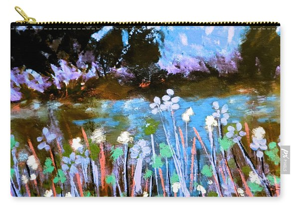 Moonlit Tranquility Carry-all Pouch