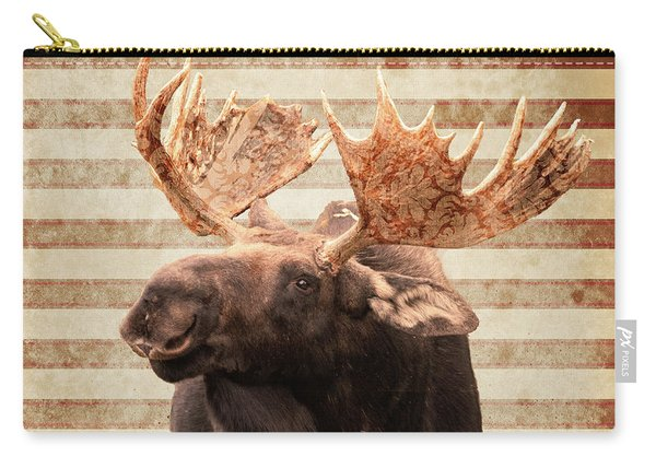 Moosely Carry-all Pouch