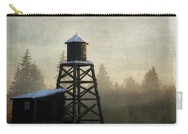 More Of The Light - Hope Valley Art Carry-all Pouch