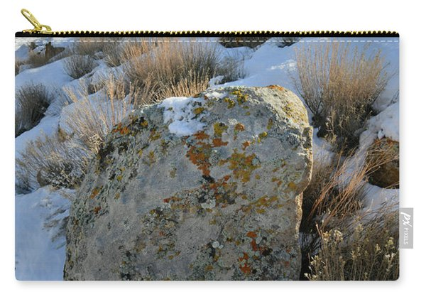 Morning At The Book Cliffs Carry-all Pouch