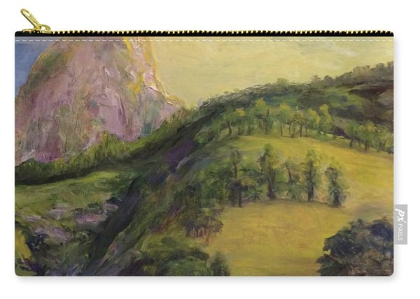 Moro Rock, Kings Canyon Carry-all Pouch