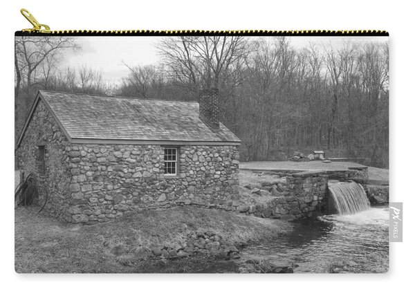 Morris Canal Lock House - Waterloo Village Carry-all Pouch