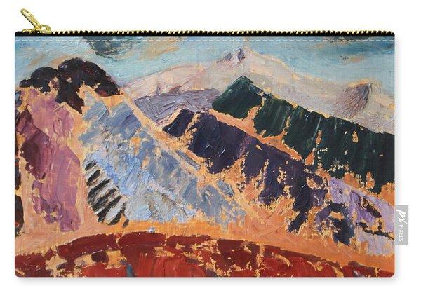 Mosaic Canigou Carry-all Pouch