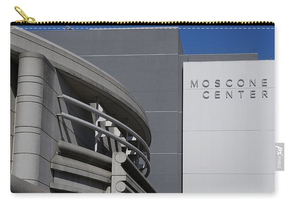 Moscone Center Carry-all Pouch