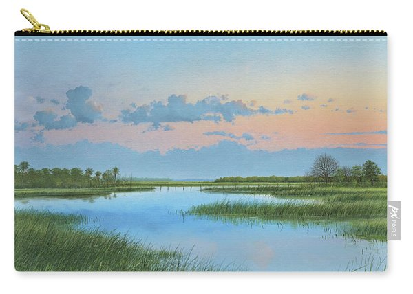Mosquito Lagoon Carry-all Pouch