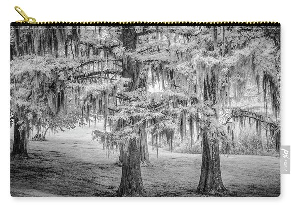 Moss Laden Trees 4132 Carry-all Pouch