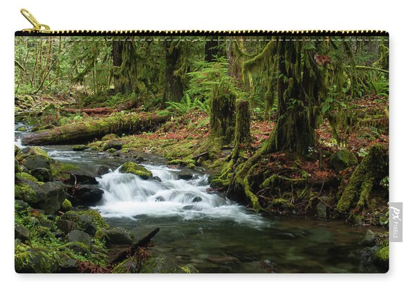 Mossy Cascade Carry-all Pouch