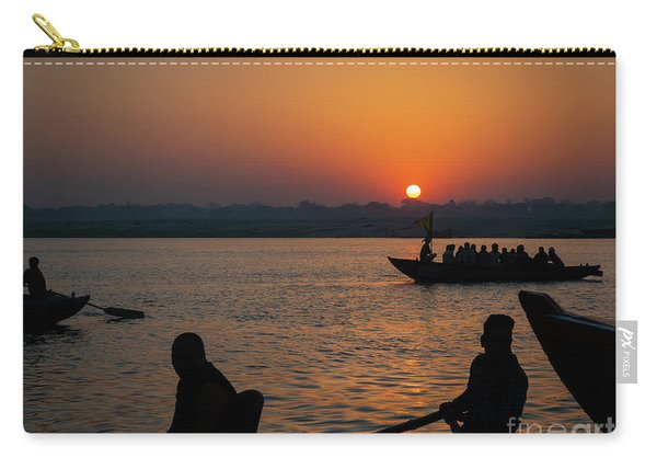 Mother Ganges Carry-all Pouch