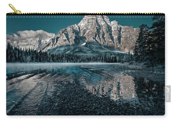 Mount Chephren Reflected Carry-all Pouch