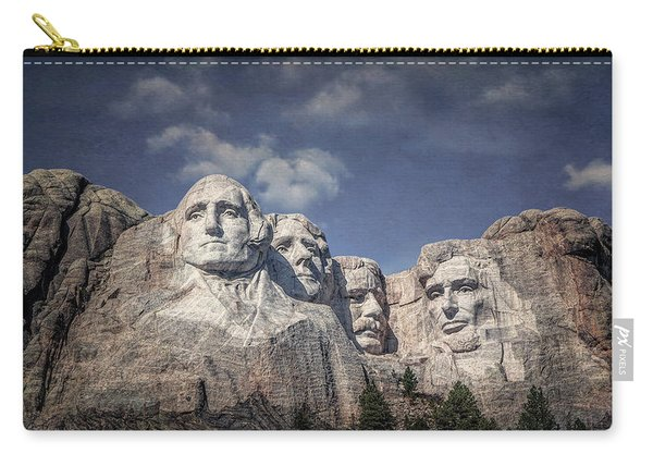 Mount Rushmore I Carry-all Pouch