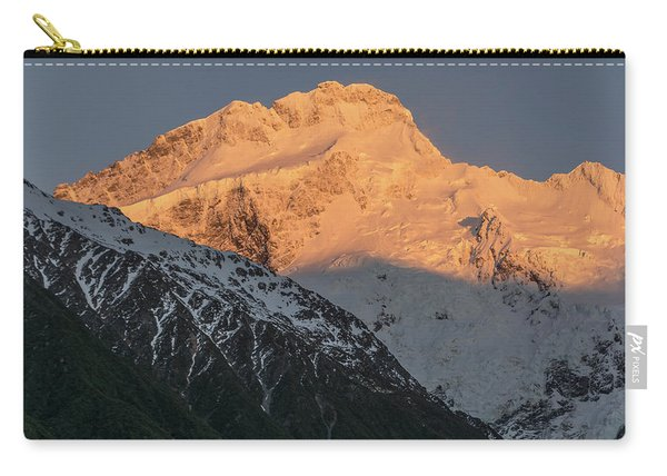 Mount Sefton Sunrise Carry-all Pouch