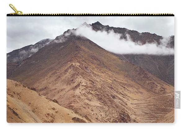 Carry-all Pouch featuring the photograph Mountain Farming by Whitney Goodey