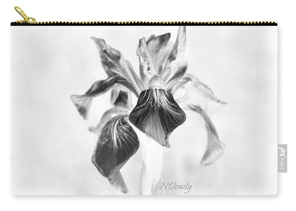 Mountain Lily Carry-all Pouch