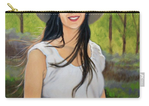 Mountain Megan Carry-all Pouch