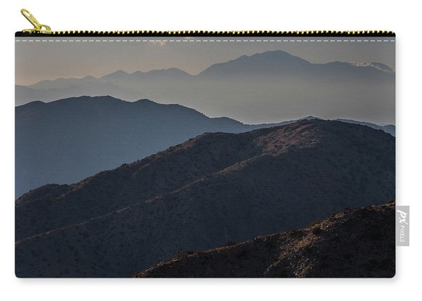 Mountain Silhouettes  Carry-all Pouch