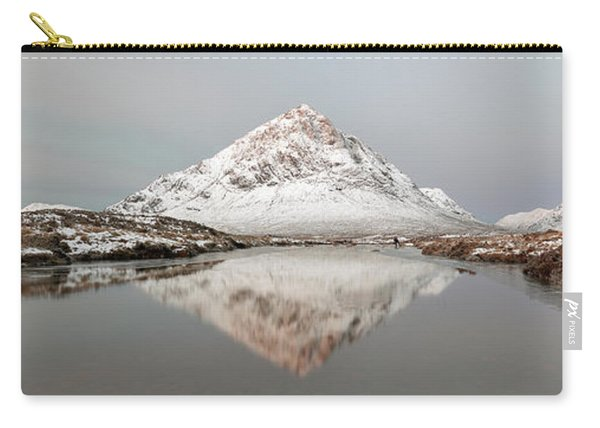 Mountain Sunrise - Glencoe - Scotland Carry-all Pouch