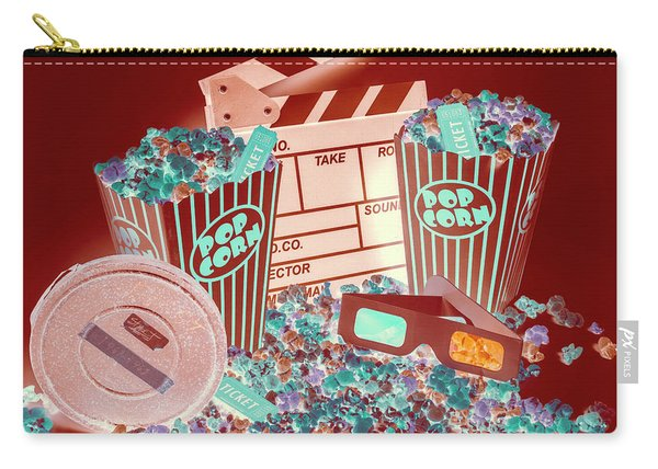 Movie Makers Inc. Carry-all Pouch
