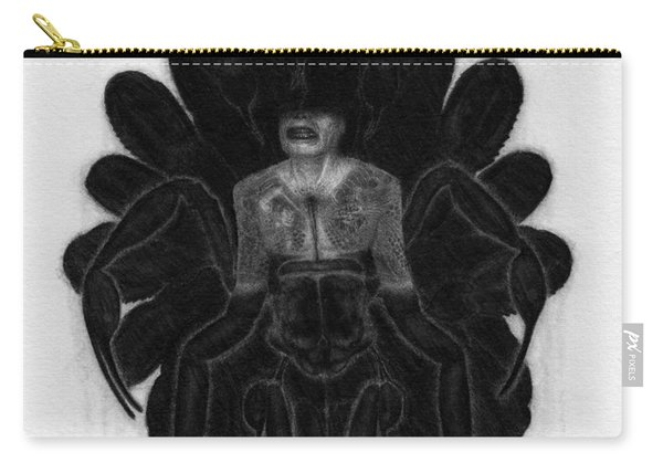 Mr Death - Artwork Carry-all Pouch