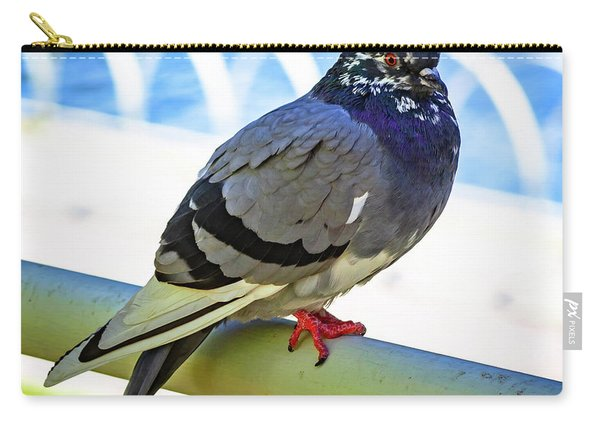 Mr. Pigeon Carry-all Pouch