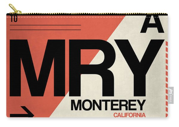Mry Monterey Luggage Tag I Carry-all Pouch