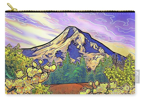 Mt. Hood Brilliance Carry-all Pouch