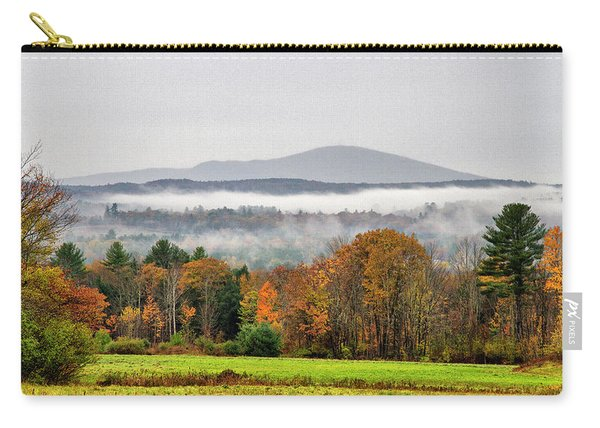 Mt. Kearsage Foggy View Carry-all Pouch