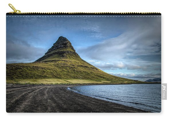 Mt Kirkjufell Carry-all Pouch