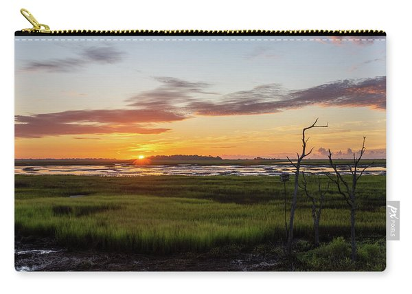 Murrells Inlet Sunrise - August 4 2019 Carry-all Pouch