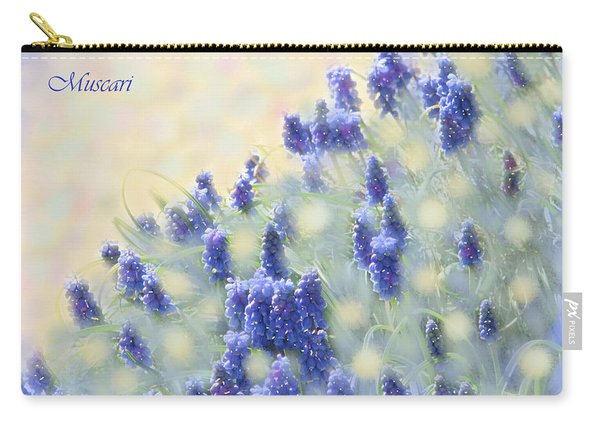 Muscari Morning Carry-all Pouch