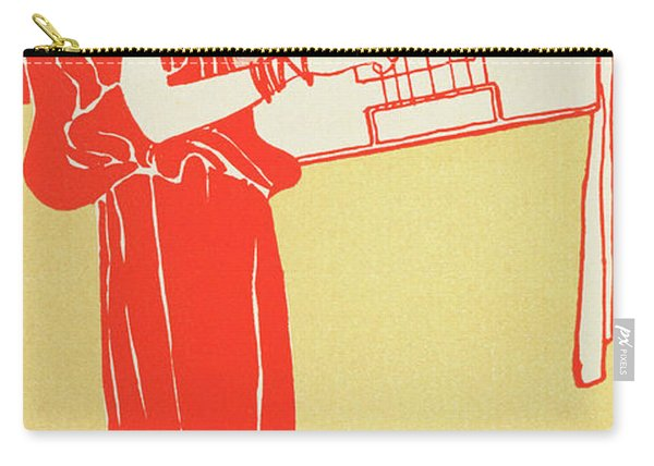 Music By Klimt Carry-all Pouch