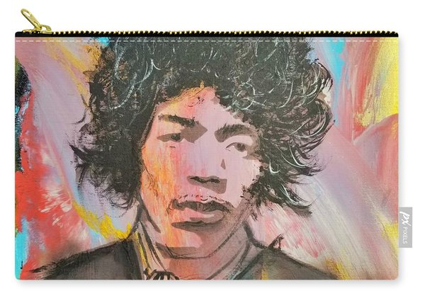 Music Doesnt Lie Carry-all Pouch