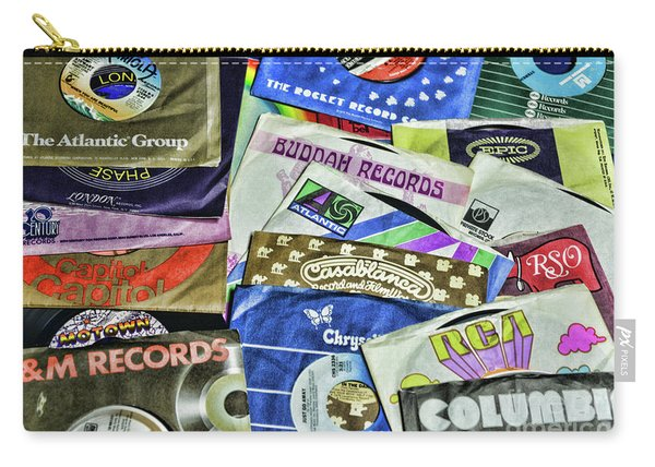 Music-record Labels  Carry-all Pouch