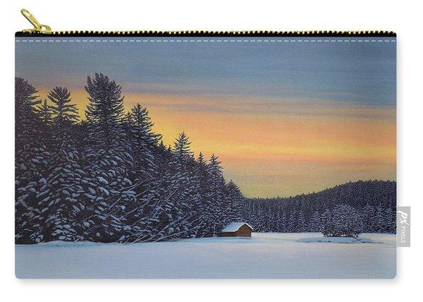 Muskoka Winter Carry-all Pouch
