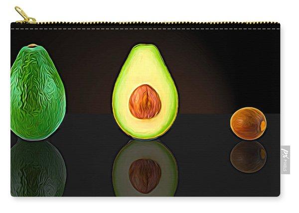 My Avocado Dream Carry-all Pouch