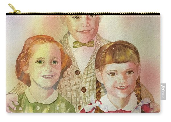 The Latimer Kids Carry-all Pouch