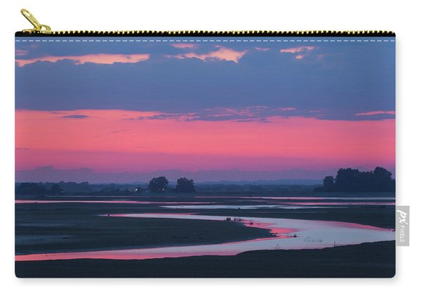 Mystical River Carry-all Pouch