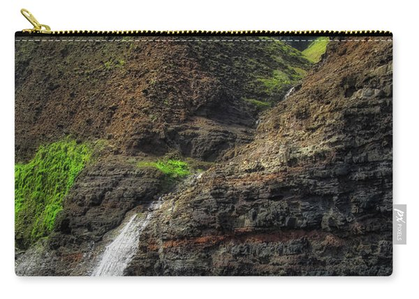 Na Pali Coast Waterfall Carry-all Pouch