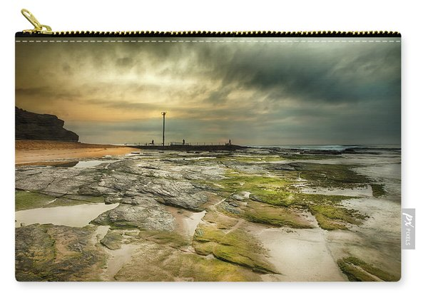 Narrabeen Sunrise Carry-all Pouch