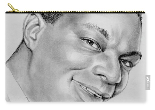 Nat King Cole Carry-all Pouch