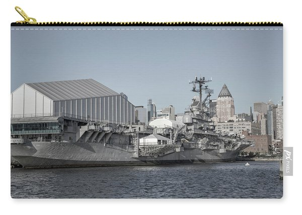 National Historic Landmark Journey Of A Lifetime Carry-all Pouch