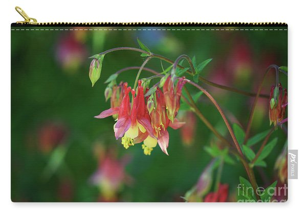 Native Columbine Carry-all Pouch