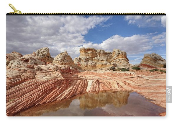 Natural Architecture Carry-all Pouch