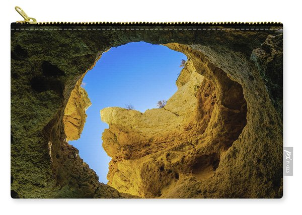 Natural Skylight Carry-all Pouch