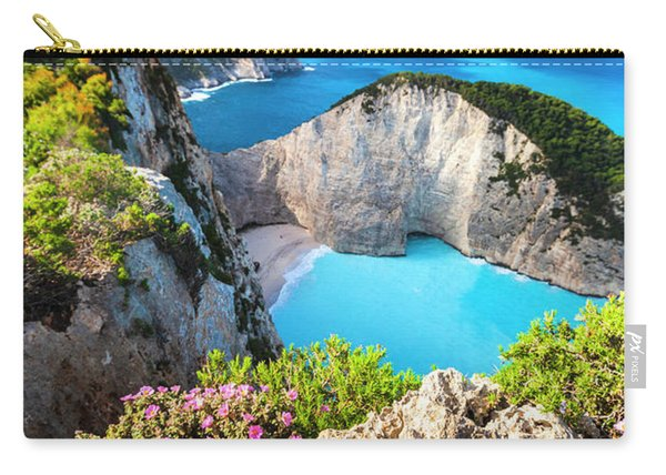 Navagio Bay Carry-all Pouch