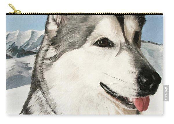 Nayuk Alaska Malamute Carry-all Pouch