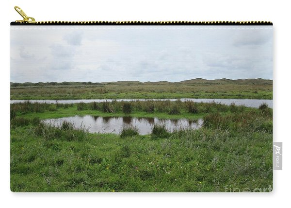 Near De Muy On Texel Carry-all Pouch