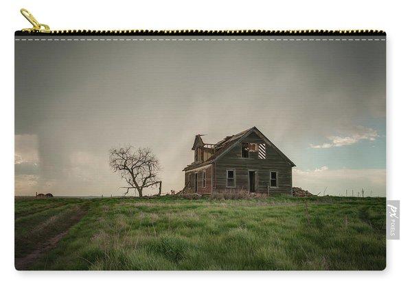 Nebraska Farm House Carry-all Pouch